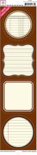 Label brown