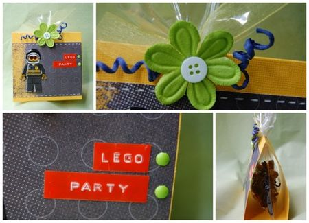 Regalo per lego party