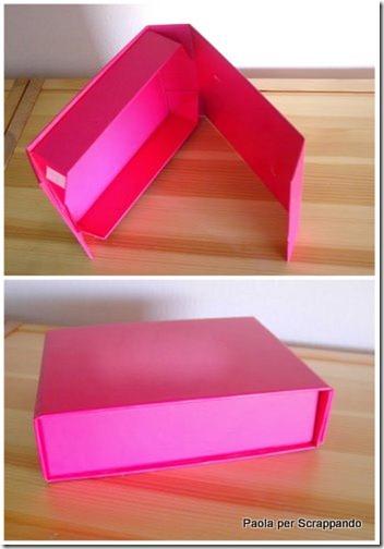 carta e ricordi le rubriche di scrappando la scatola per