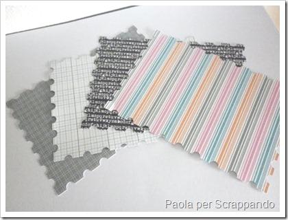 Color Conspirancy Papier Festonnes