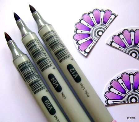 Copic per fiori 1