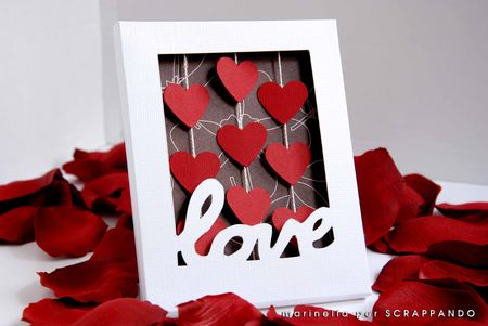 Craft Ideas Hearts on Day Card     Card     Card   Crafts Ideas   Crafts For Kids