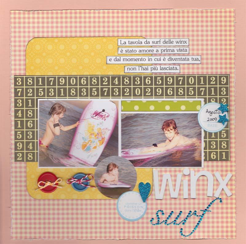 Winx surf