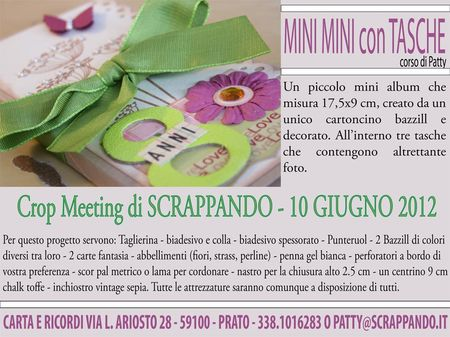 Crop meeting_PROGETTO
