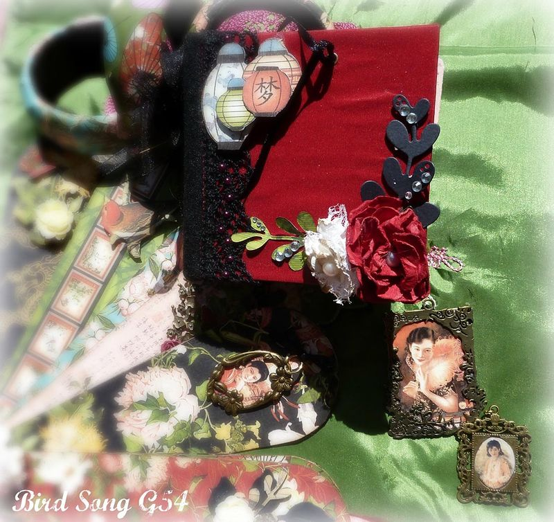 Bird Song Mini_Cover and Charms