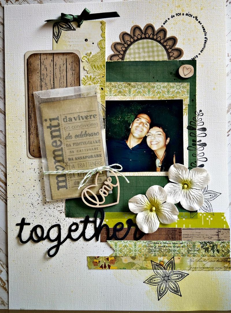 Lo with Together file Family love art set