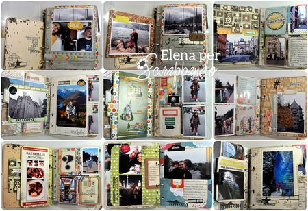 PicMonkey Collage minialbum camper copia