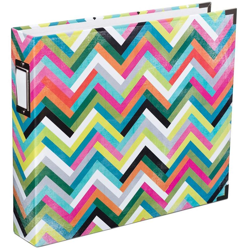 Multi Chevron Designer Album