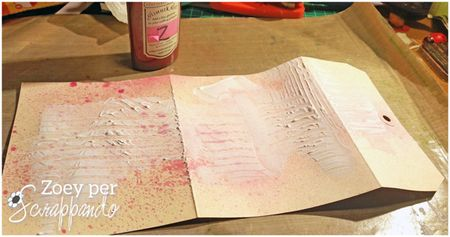 Mixed-Media-Handmade-Book_Zoey_Scrappando